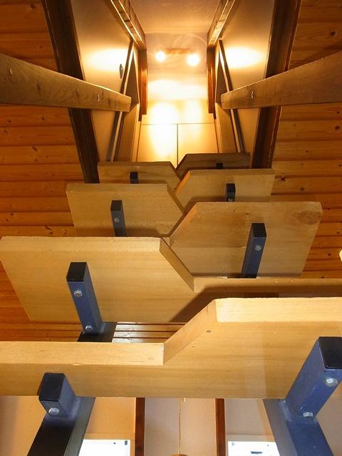 9.SAMBA-Treppe